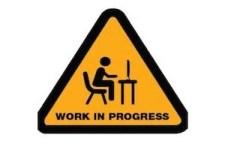 Attenzione! Lavori in corso…