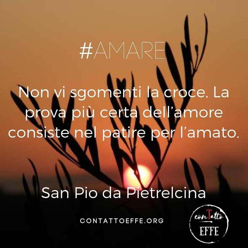 #Amare – Non vi sgomenti…