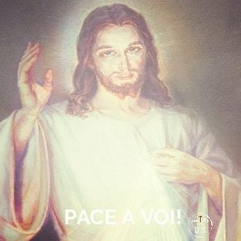 Buona Festa della Divina #Misericordia!!!