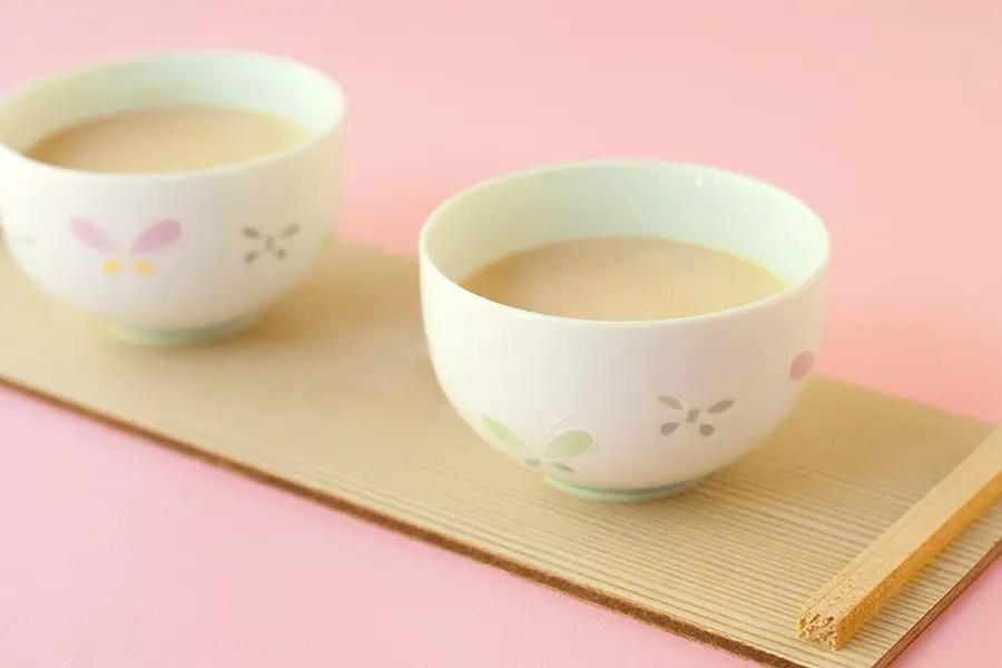 Hot Caramel Milk Steamer