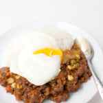 Japanese Keema Curry (Ground Beef)