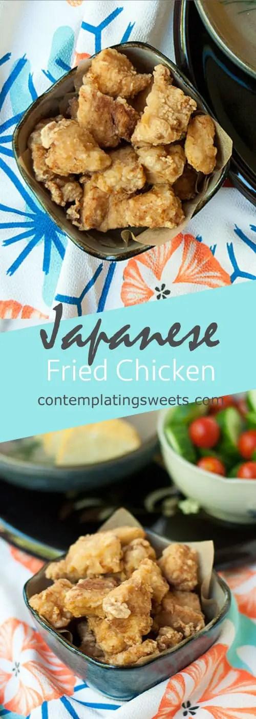 Japanese Fried Chicken- Karaage