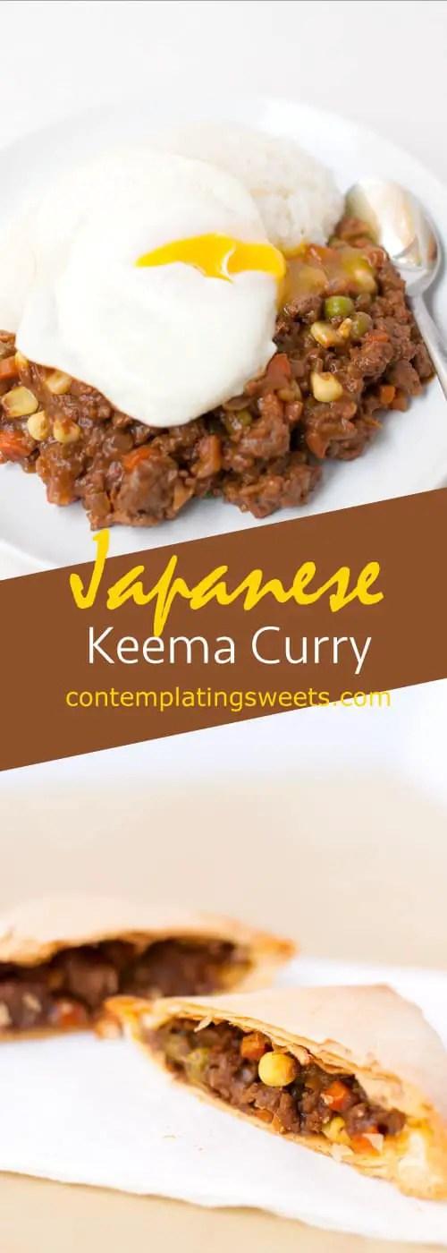 Japanese Keema Curry (Ground Beef)