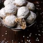 Swedish Pearl Snowball Cookies