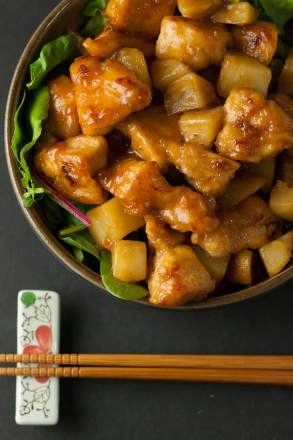 Teriyaki chicken and potatoes- An easy weeknight dinner, this teriyaki chicken and potato dish is comfort food, Japanese style.