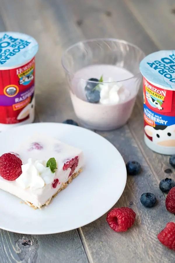 Yogurt No Bake Cheesecake (Rare Cheesecake)