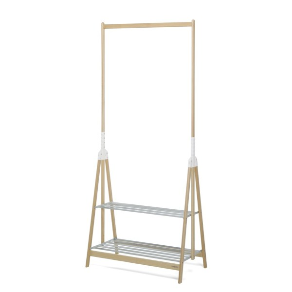 Standup Fold Clothes Rack