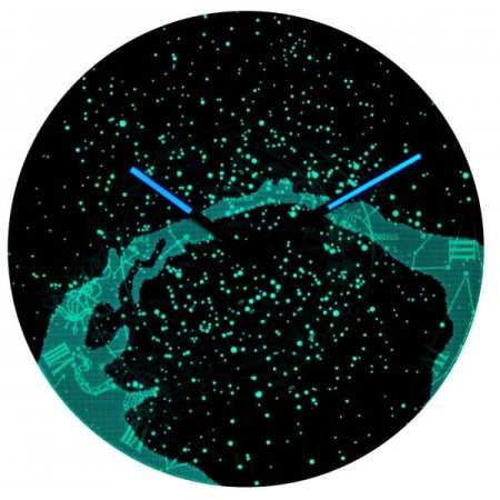 NeXtime Milky Way Clock
