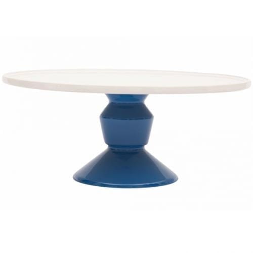 Jansen and Co. Cake Stand | Large | Blue