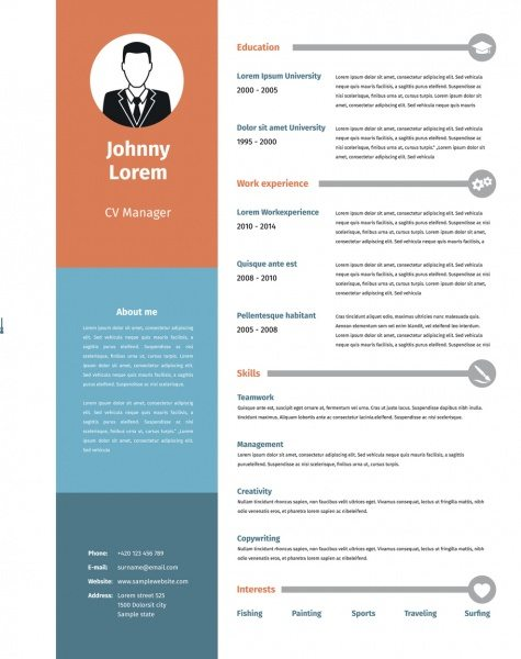 What Your Resume Should Look Like In 2017 Contemporary