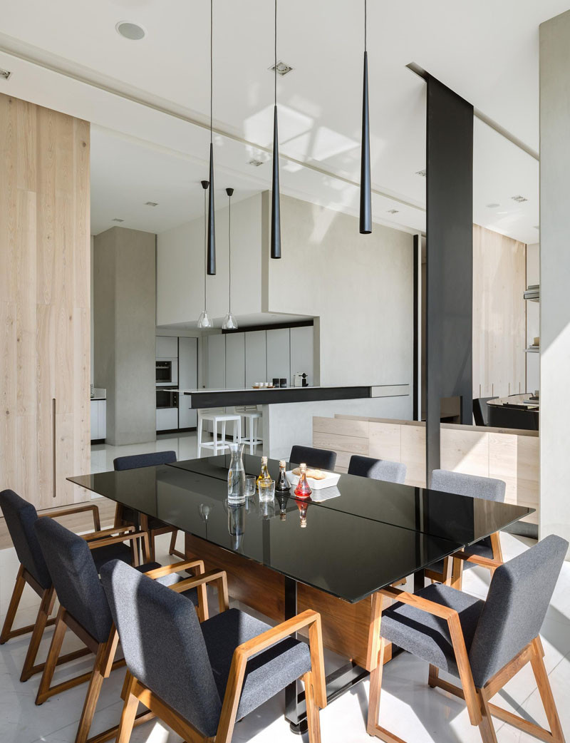 Here S How This Apartment S Living Area Was Divided Into