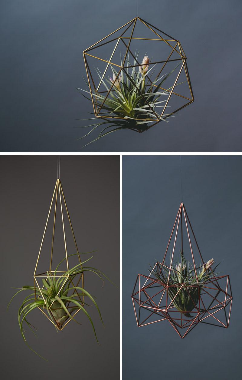 Hanging Planters Indoor Contemporary