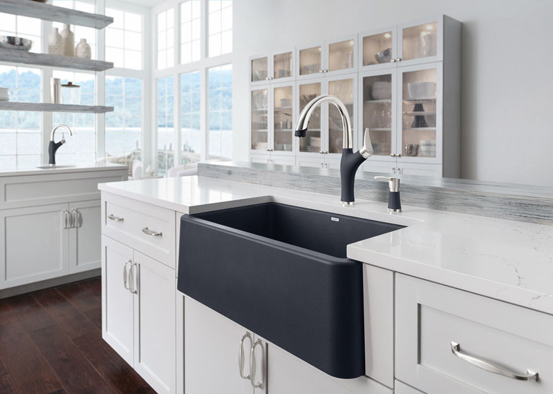 farmhouse sinks can t be contemporary