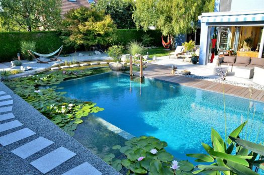 What Is A Natural Swimming Pool? We Explain.