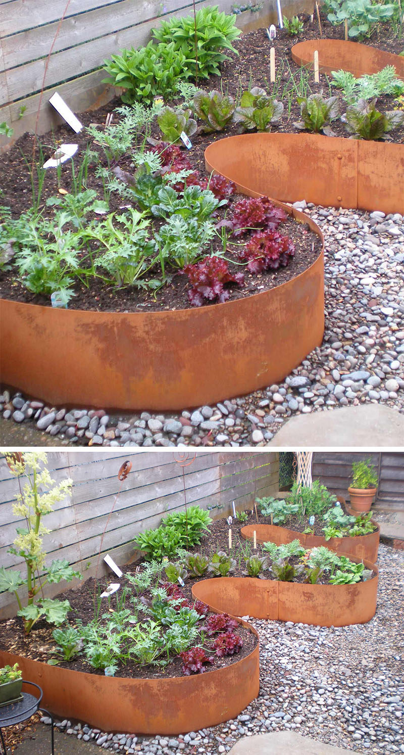 9 Ideas For Including Weathering Steel Planters In Your