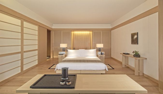 How to mix contemporary interior design with elements of Japanese     Often Japanese design can be seen as very minimalist in its design  with  bare rooms