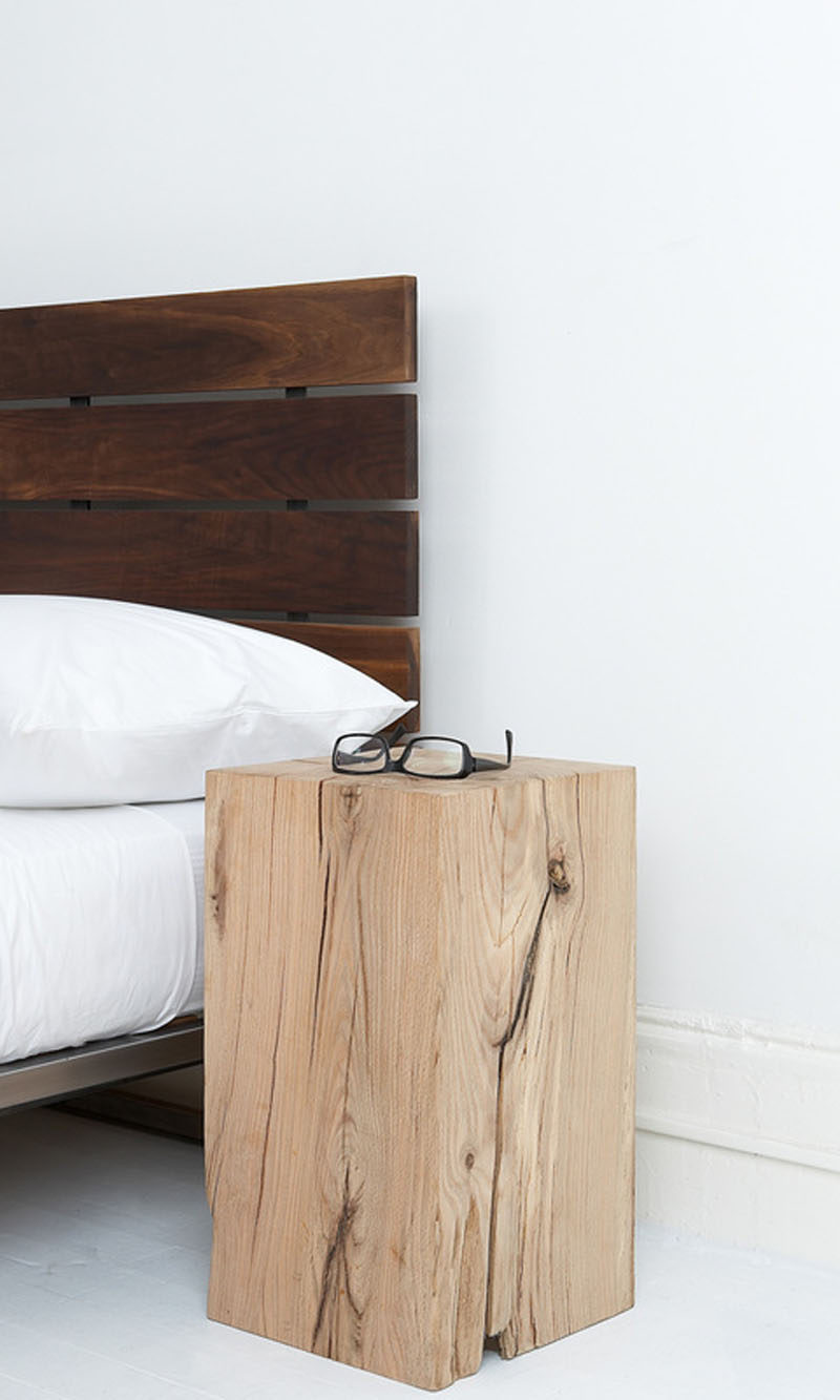 9 Creative Ideas For Adding A Nightstand To Your Bedroom