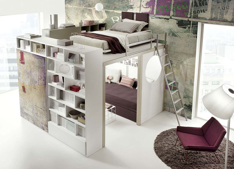 14 Inspirational Bedroom Design Ideas For Teenagers