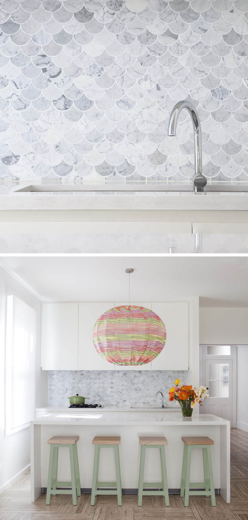 Unique Kitchen Wall Tiles