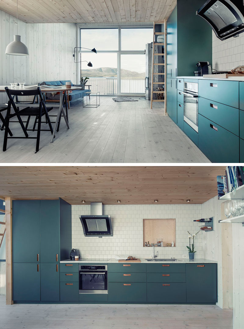 This Humble Little House Was Designed For A Chef To Live