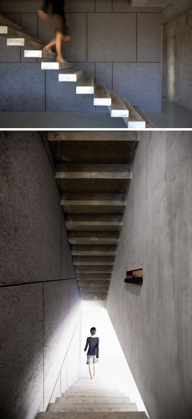 This House In Thailand Is A Balance Between Concrete And Glass