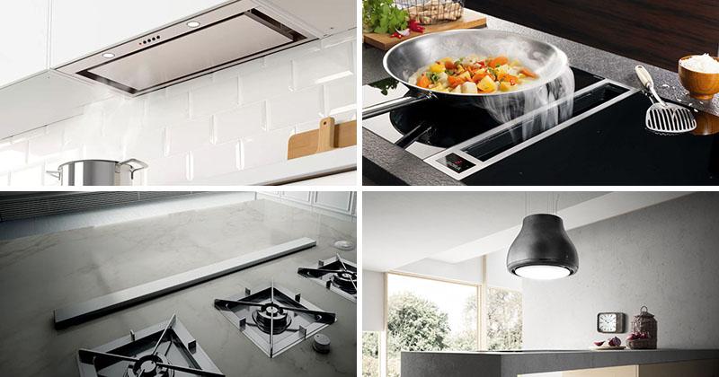 Kitchen Design Idea Hide The Range Hood Contemporist