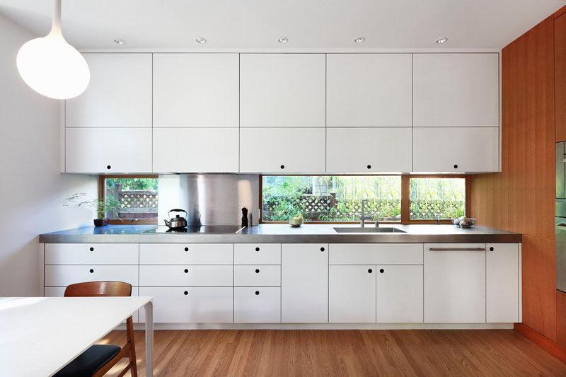 Kitchen Design Idea White Modern And Minimalist