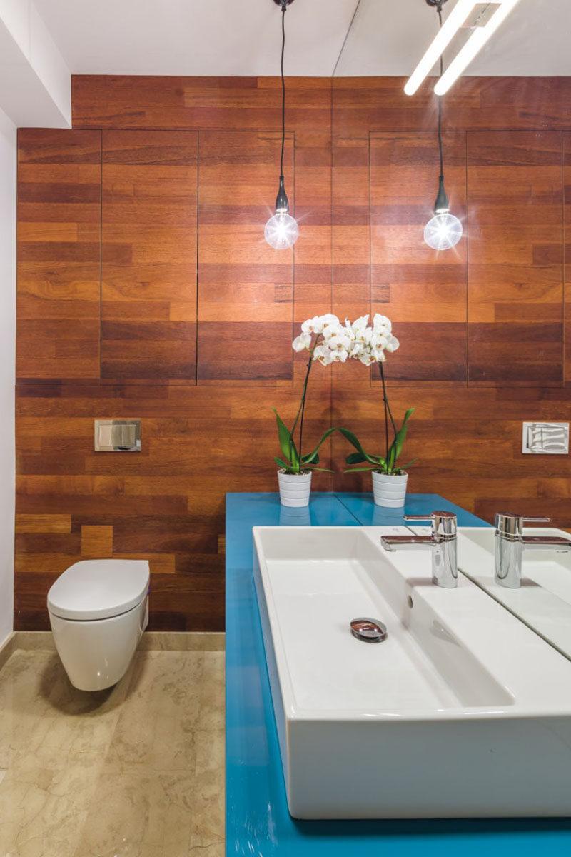 Bathroom Design Idea - Extra Large Sinks Or Trough Sinks