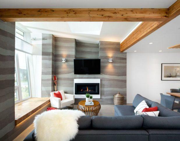 Beautiful Tv Wall Design Ideas Images - Home Design Ideas ...