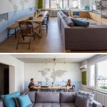 This Apartment Interior Is Filled With Creative Storage And Decor Ideas