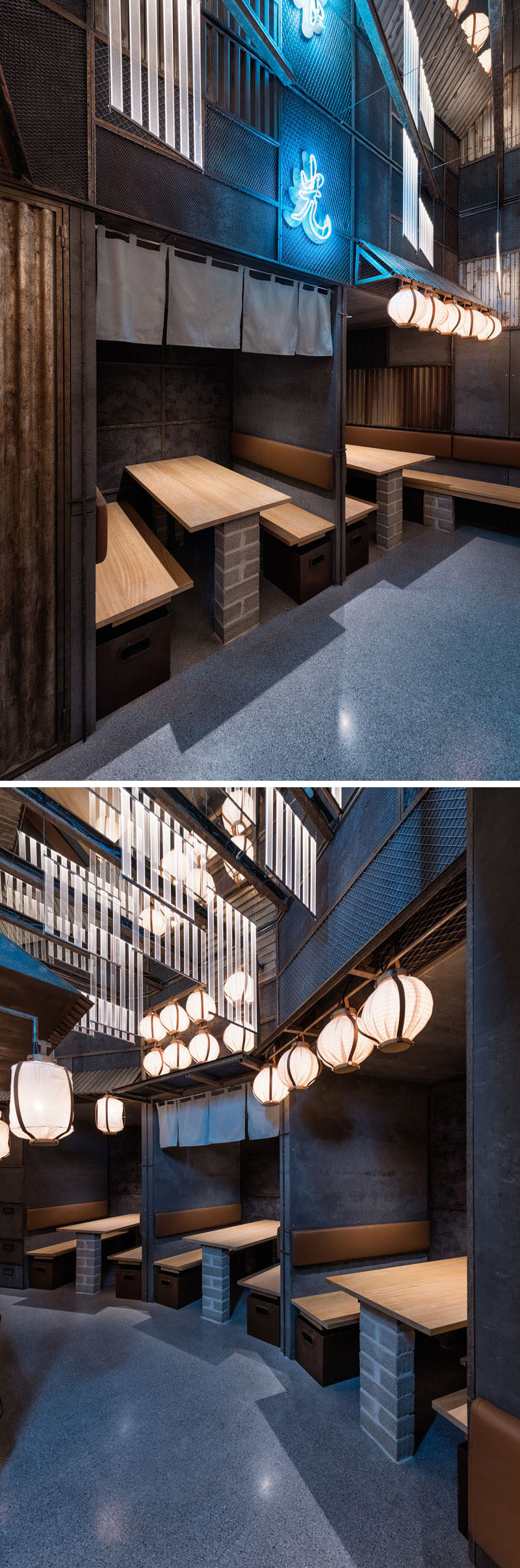 Brick Panels Interior