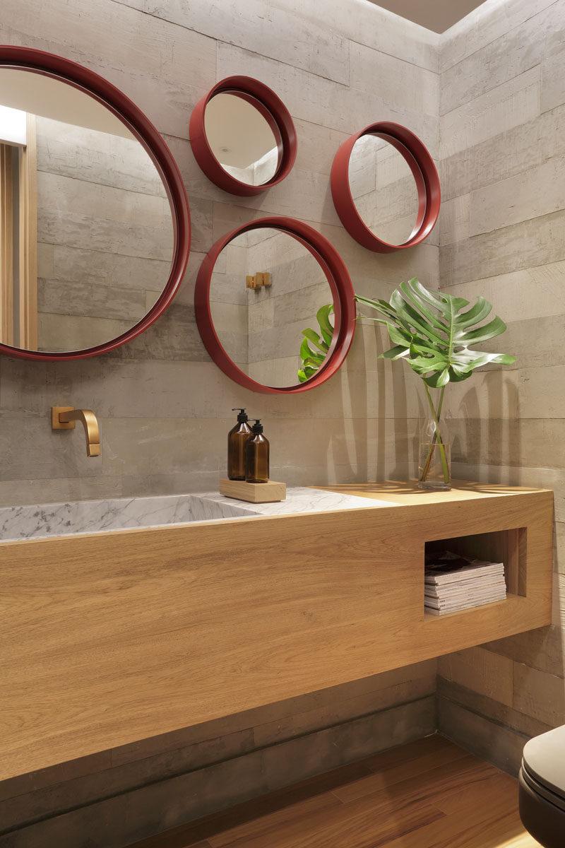 This Brazilian Apartment S Interior Design Features Wood