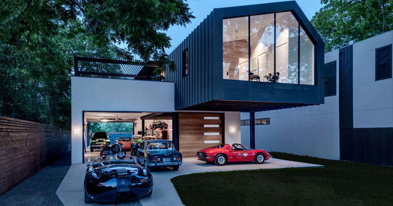 This New House In Texas Was Designed To Include A