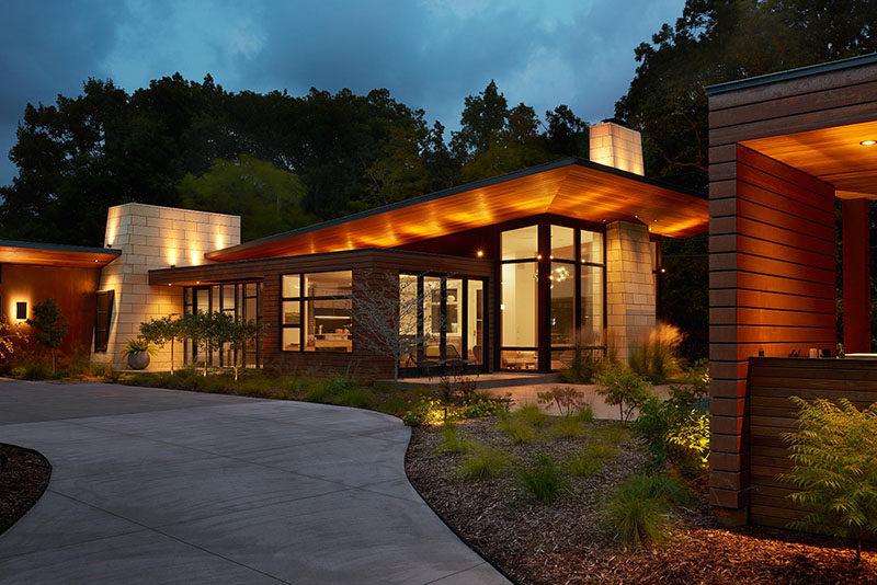 The Theodore Wirth Ranch Home By Strand Design CONTEMPORIST
