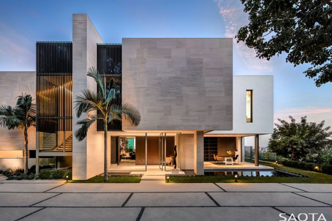 """SAOTA Have Completed """"Stradella,"""" Their First Project In Los Angeles"""