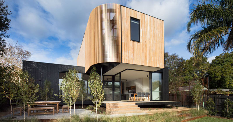 The Ivanhoe House Extension By Modscape Contemporist