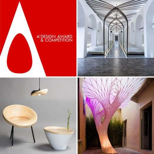 Top 20 A' Design Award Winners From Past Years