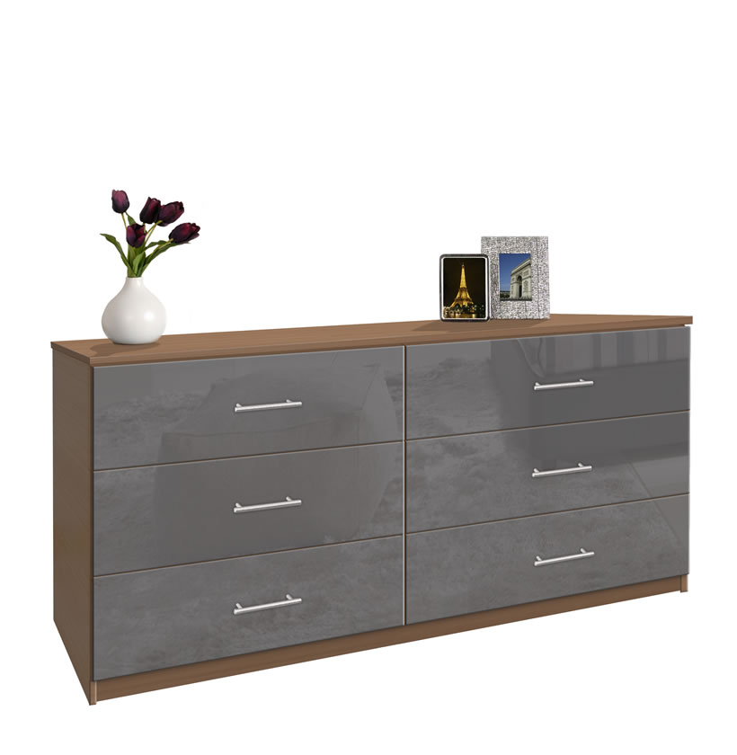 Six Drawer Chest Drawers