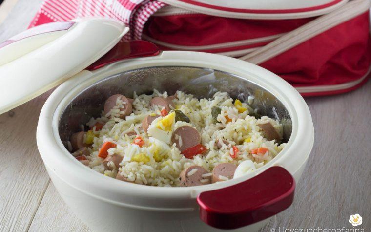 Insalata di riso alla tedesca