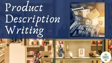 Product description writing, Content writing company, Content writing services