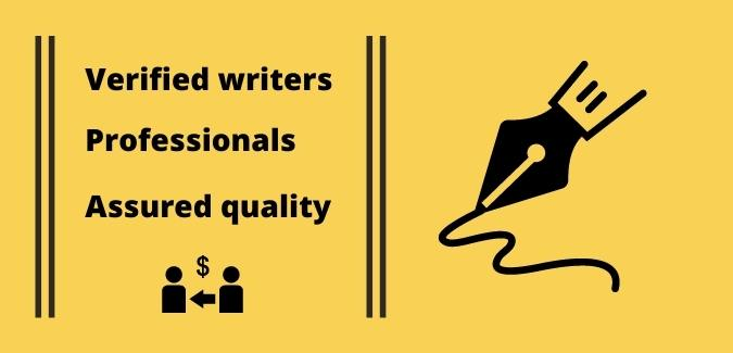 Affiliate content writing services by content writing company
