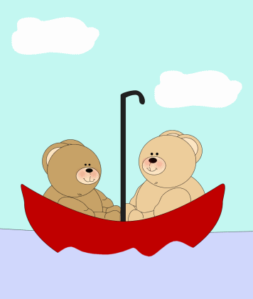 Bears Floating