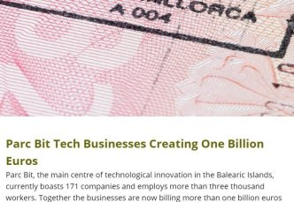 Parc Bit Tech Businesses Creating One Billion Euros