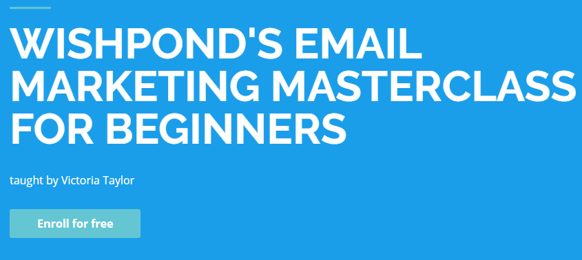 Lead magnet email marketing course
