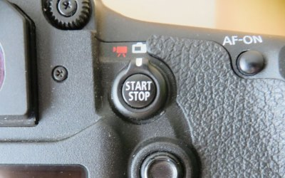 Canon EOS 7D Switch reparieren