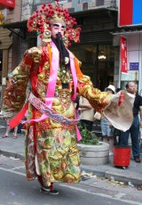 Keelung City Mid-Summer Ghost Festival