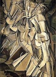 Duchamp Painting