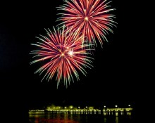 fireworks photography
