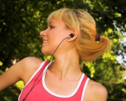 itrain mp3 workout