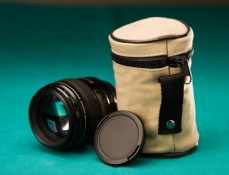 camera lense choices